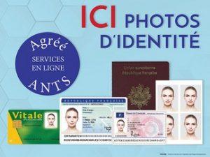 Vos photos d'identité en un instant