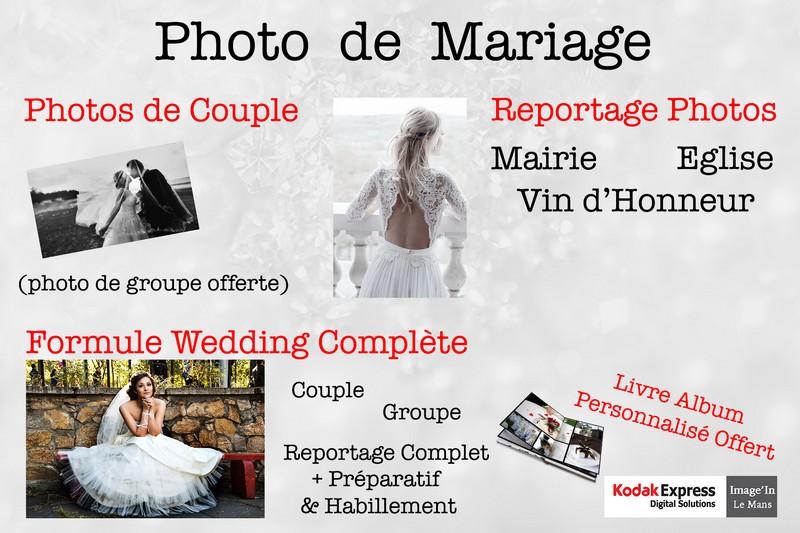 Immortalisez votre mariage avec Image'In