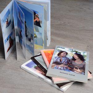 Livre album photo avec Creative Photo