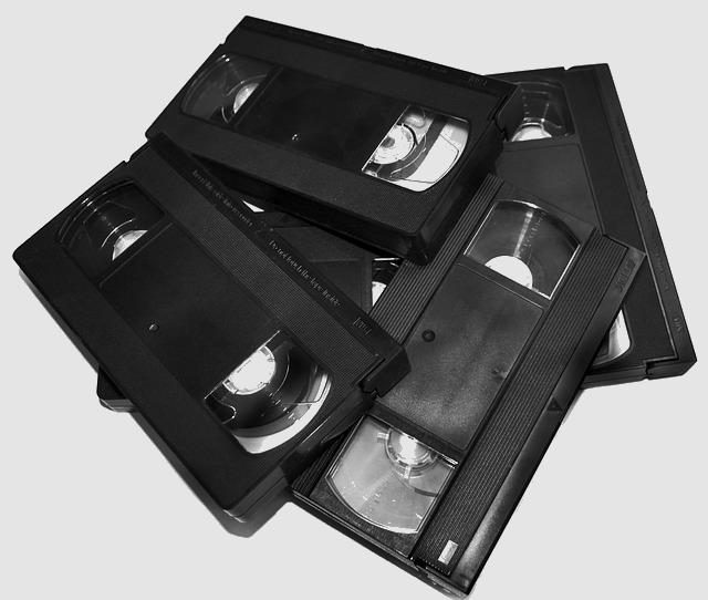 Restaurez vos vieilles VHS